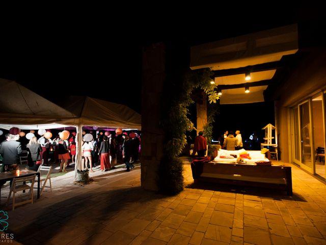 El casamiento de Federico y Delfina en Mendoza, Mendoza 13