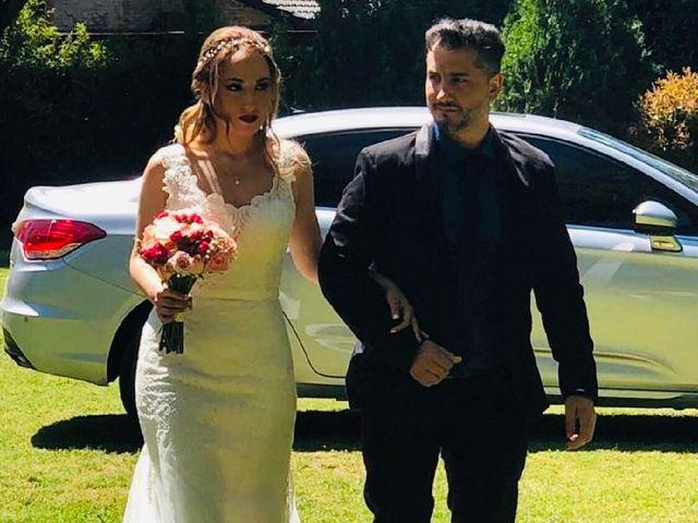 El casamiento de Cecilia  y Ezequiel