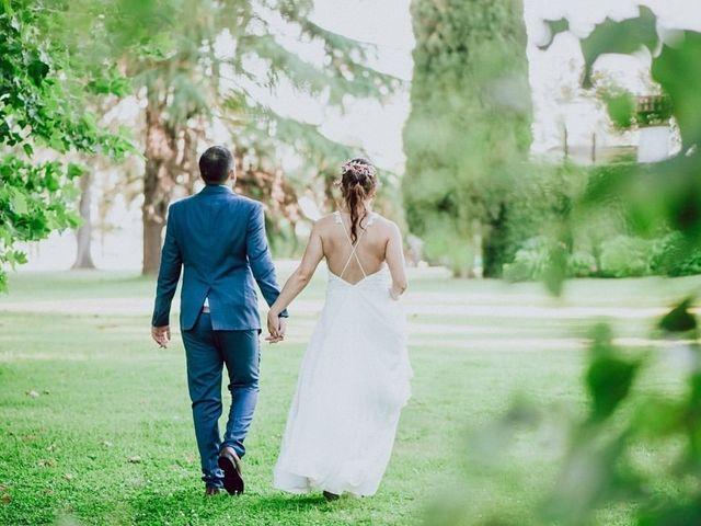 El casamiento de Eliana y Juan