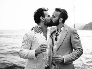 El casamiento de Antonio y Lucca 1