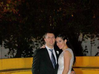 El casamiento de Lucía y Cristian 3