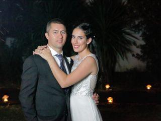 El casamiento de Lucía y Cristian 1