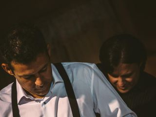 El casamiento de Vanesa  y Rodrigo 1