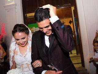 El casamiento de Erika y Maxi 3