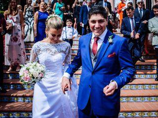 El casamiento de Franco  y Celina 2