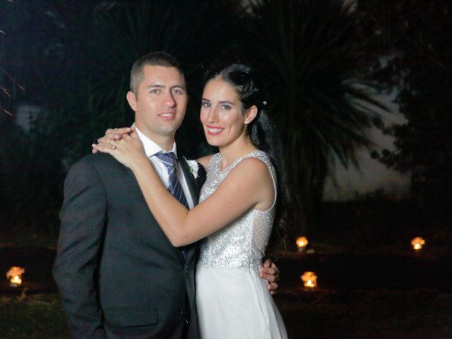 El casamiento de Lucía y Cristian
