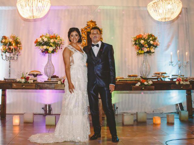 El casamiento de Vanesa  y Rodrigo