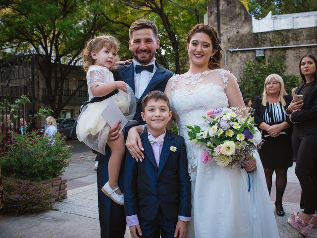 El casamiento de Patricio y Nerina en Rosario, Santa Fe 2