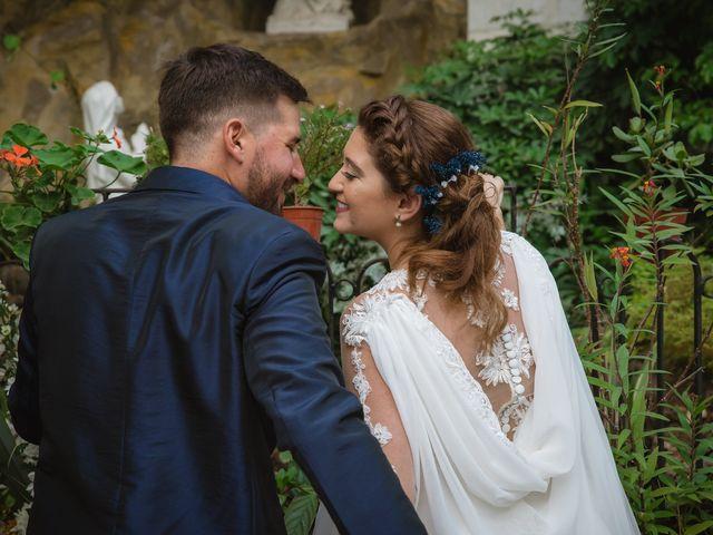 El casamiento de Nerina y Patricio