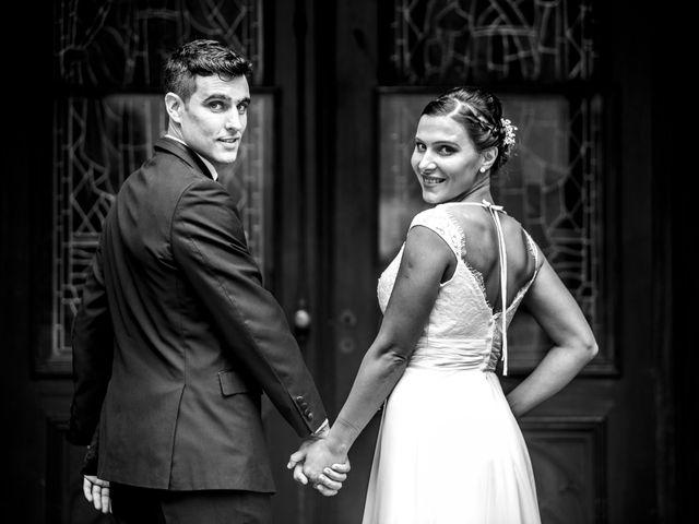 El casamiento de Agustina y Edgardo