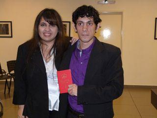 El casamiento de Olga y Santiago 2