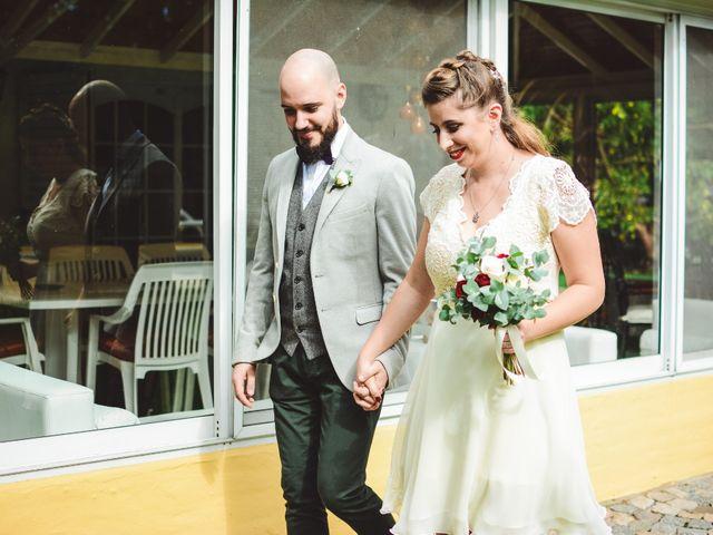 El casamiento de Cata y Pablo