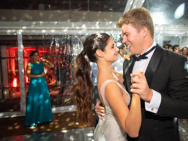 El casamiento de Josefina y Martin