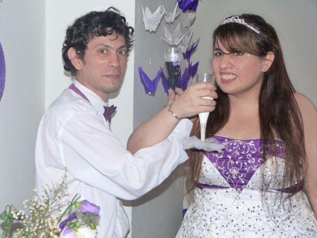 El casamiento de Olga y Santiago