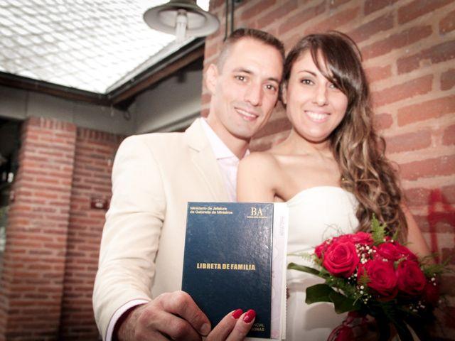 El casamiento de Roxana y Nicolas