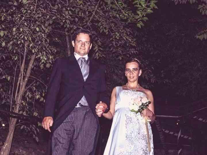 El casamiento de María Laura y Fernando