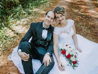 El casamiento de Cintia y Richard