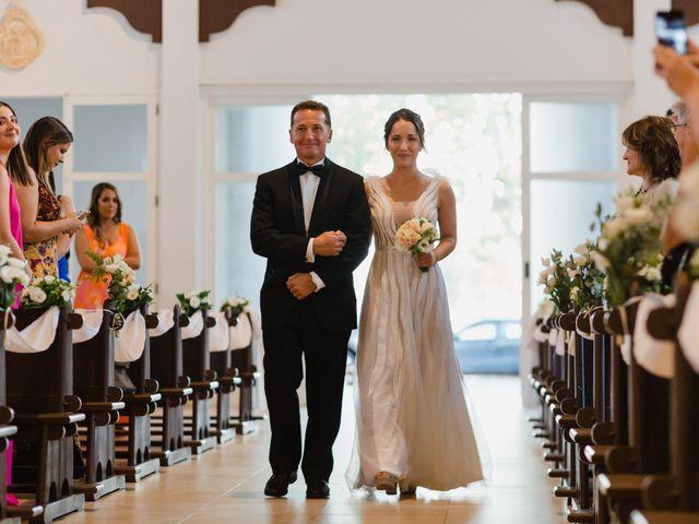 El casamiento de Santi y Paula en Lola Mora, Mendoza 5