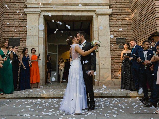 El casamiento de Santi y Paula en Lola Mora, Mendoza 6