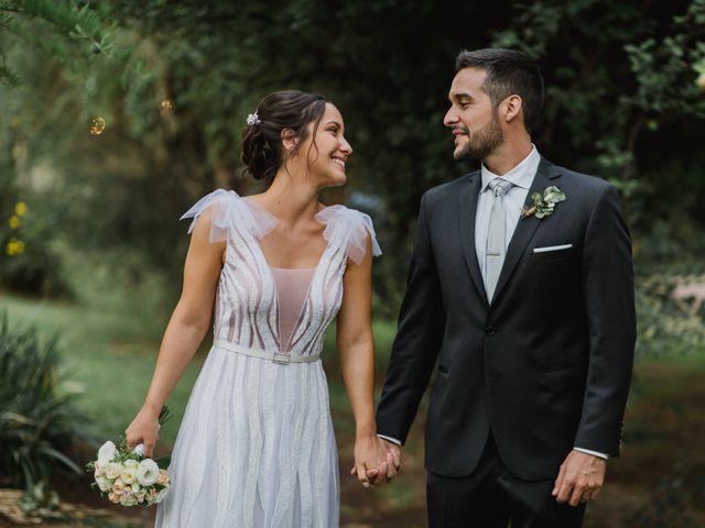El casamiento de Santi y Paula en Lola Mora, Mendoza 1