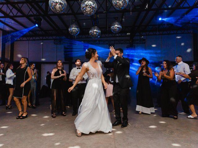 El casamiento de Santi y Paula en Lola Mora, Mendoza 10