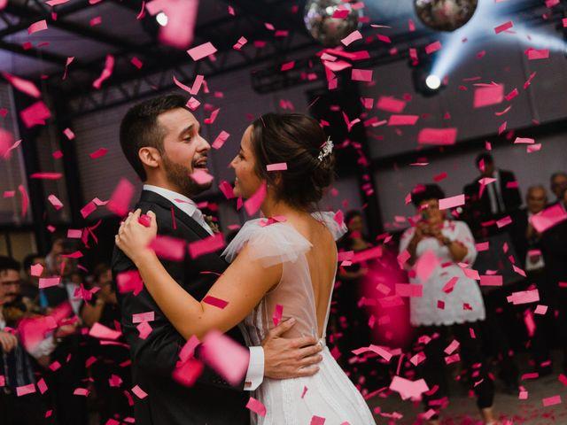 El casamiento de Santi y Paula en Lola Mora, Mendoza 2