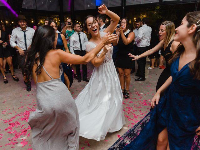 El casamiento de Santi y Paula en Lola Mora, Mendoza 12