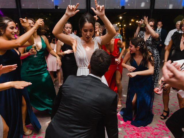 El casamiento de Santi y Paula en Lola Mora, Mendoza 13