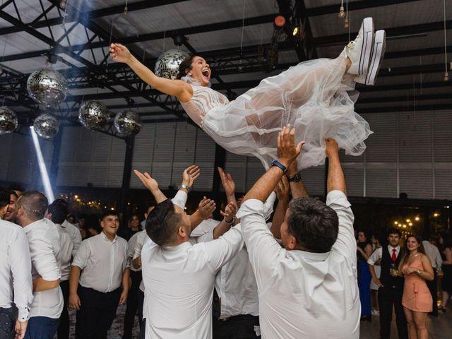 El casamiento de Santi y Paula en Lola Mora, Mendoza 14