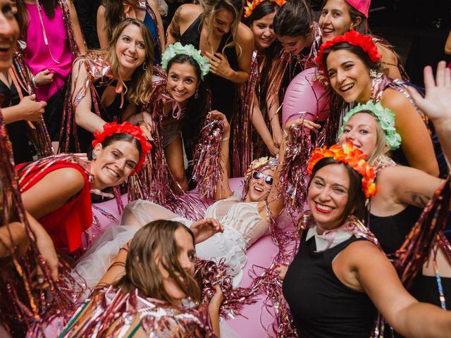 El casamiento de Santi y Paula en Lola Mora, Mendoza 15