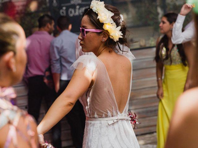 El casamiento de Santi y Paula en Lola Mora, Mendoza 17