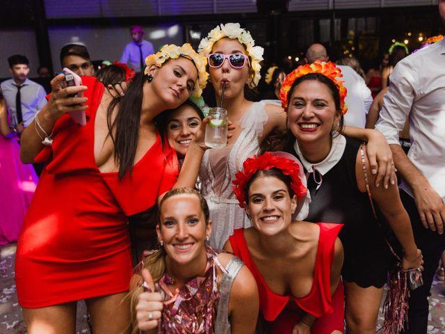 El casamiento de Santi y Paula en Lola Mora, Mendoza 22