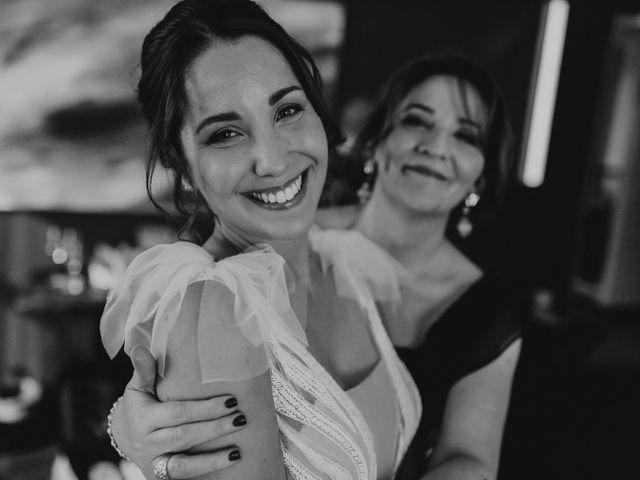 El casamiento de Santi y Paula en Lola Mora, Mendoza 26