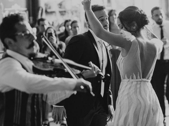 El casamiento de Santi y Paula en Lola Mora, Mendoza 36