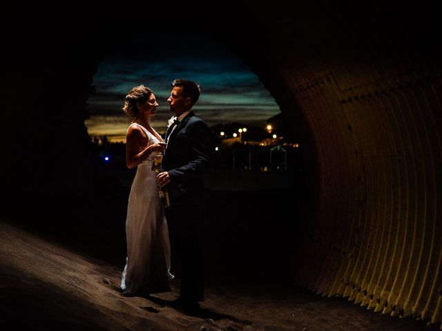 El casamiento de Manuel y Azul en Mar del Plata, Buenos Aires 3