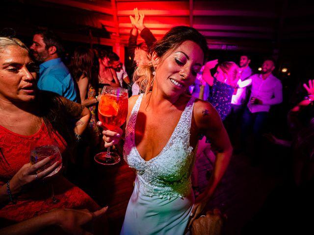 El casamiento de Manuel y Azul en Mar del Plata, Buenos Aires 1