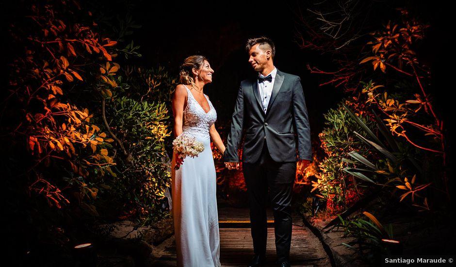 El casamiento de Manuel y Azul en Mar del Plata, Buenos Aires