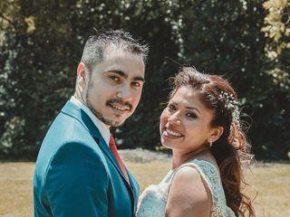 El casamiento de Claudia y Gustavo