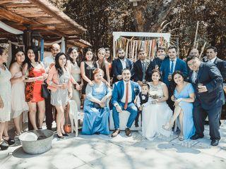 El casamiento de Claudia y Gustavo 3