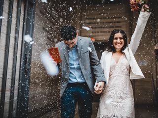 El casamiento de Ailen y Hernán 2