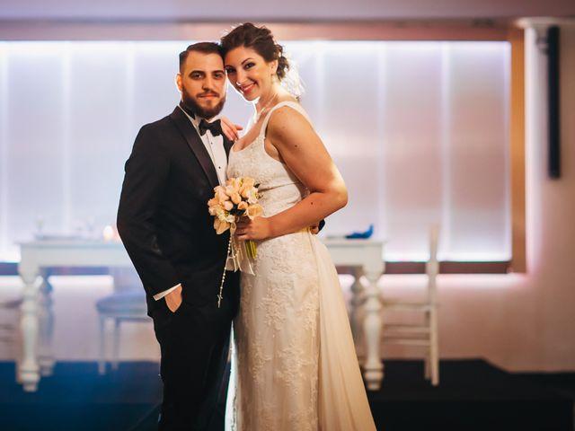 El casamiento de Julieta y Juan Manuel