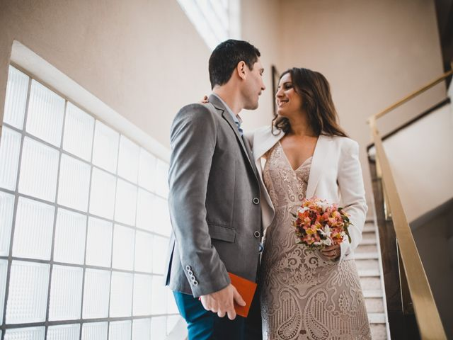 El casamiento de Hernán y Ailen en Banfield, Buenos Aires 1