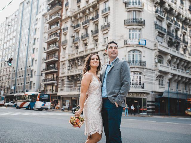 El casamiento de Ailen y Hernán