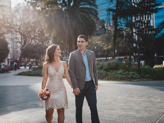 El casamiento de Hernán y Ailen en Banfield, Buenos Aires 9