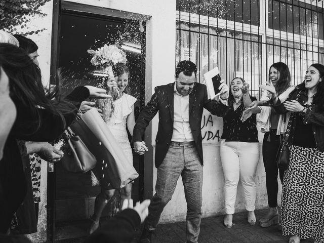 El casamiento de Vicky y Cristian