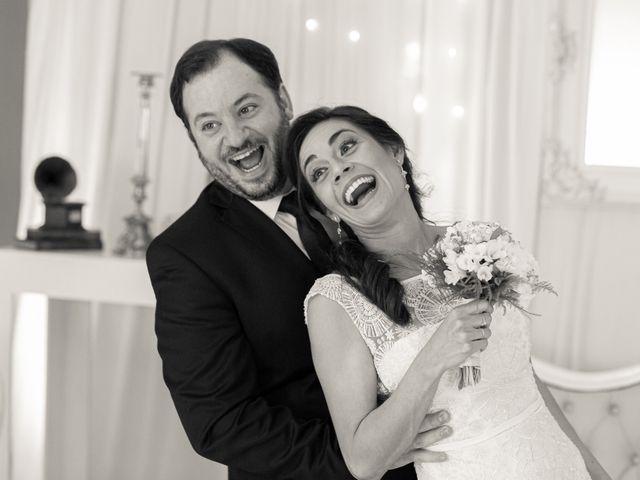 El casamiento de Amalia y David