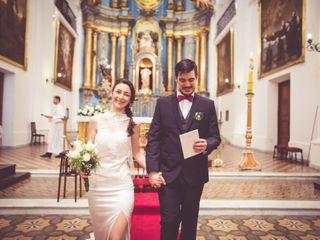 El casamiento de Aye y Facu