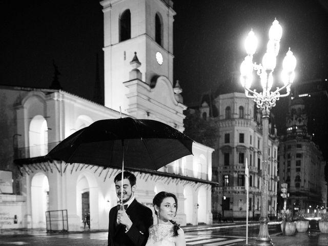 El casamiento de Facu y Aye en Palermo, Capital Federal 1