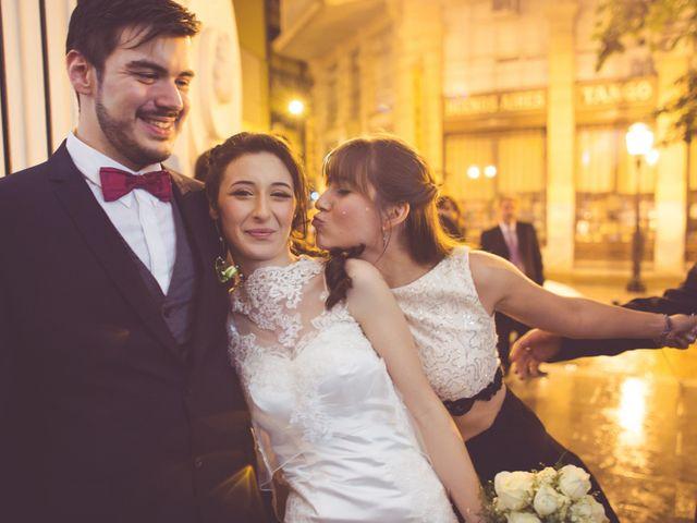 El casamiento de Facu y Aye en Palermo, Capital Federal 79