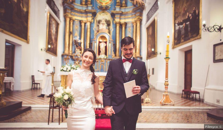 El casamiento de Facu y Aye en Palermo, Capital Federal